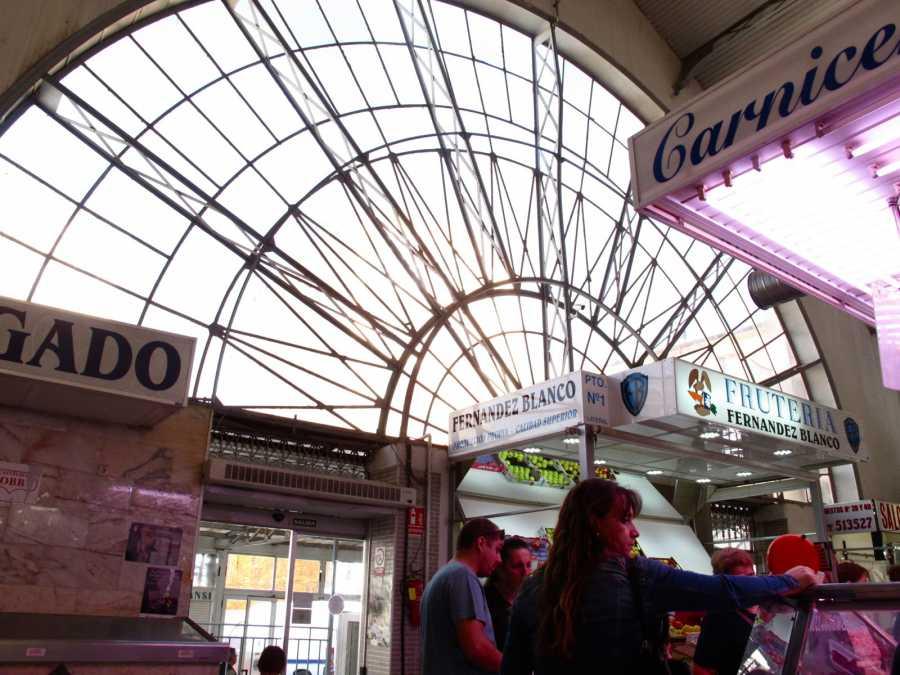 Mercado de abastos de zamora for Oficina de turismo de zamora